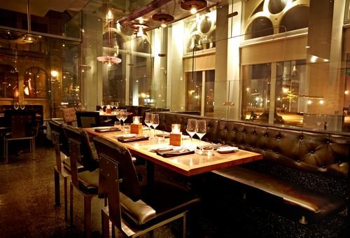L atelier d argentine hrimag hotels restaurants et for Salle a manger montreal restaurant