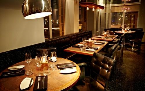 L atelier d argentine hrimag hotels restaurants et for La salle a manger montreal menu