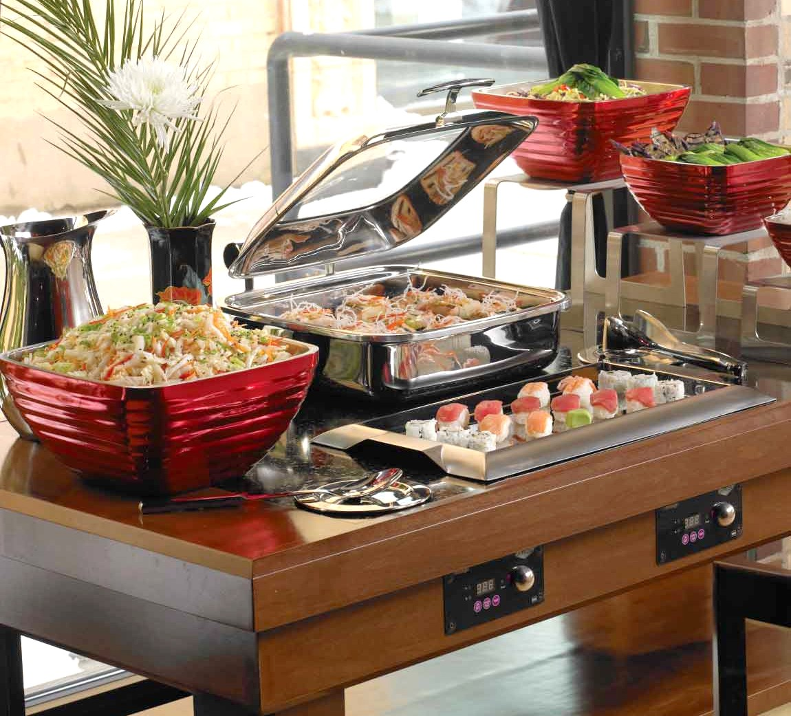 L induction hrimag hotels restaurants et institutions for Plaque cuisson restaurant