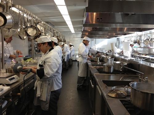 La nouvelle cole des m tiers de la restauration et du - Nouvelle cuisine montreal ...