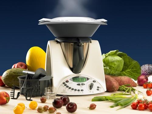 Quand la technologie et les nouveaut s s invitent en for Technologie cuisine