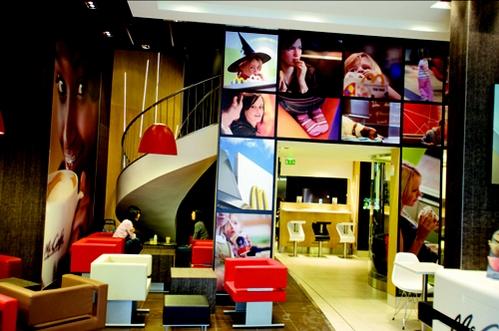 Paris présente son McDonald's vert - La Revue HRI : HOTELS ...