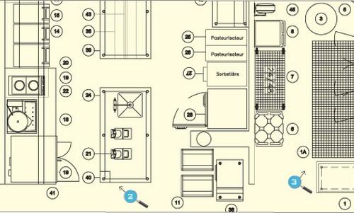 Plans Et Devis- Hrimag : Hotels, Restaurants Et Institutions